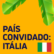 País Convidado – Itália